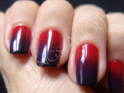 Nails – Gothic Gradient
