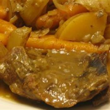 Slow Cooker Tender and Yummy Round Steak