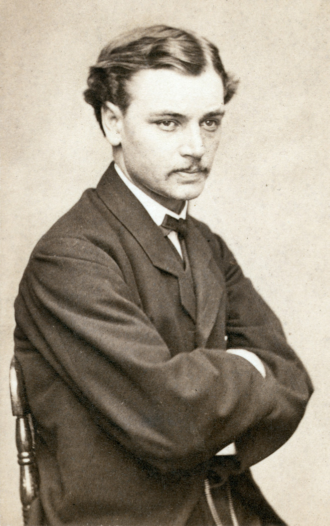 Robert Todd Lincoln, c. 1865 (a little late for this board, but posting anyway).