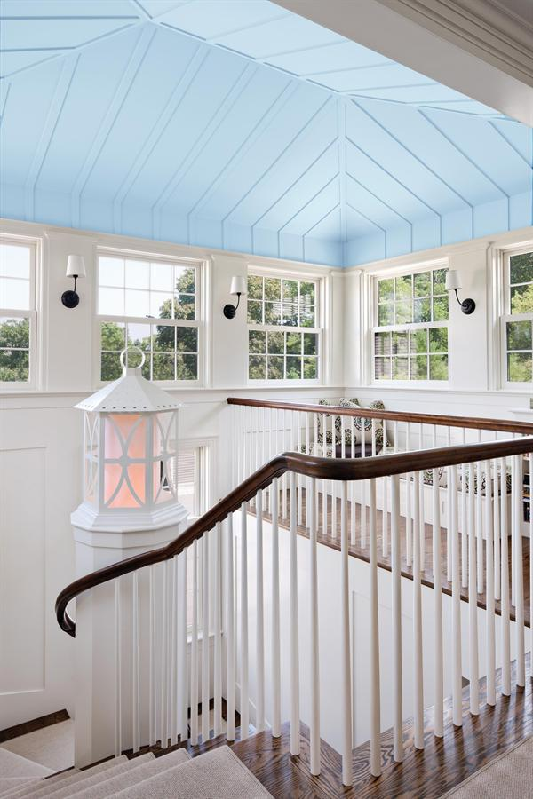 Hillside Farmhouse, Boston – Award Winners, Custom Homes – Custom Home Magazine