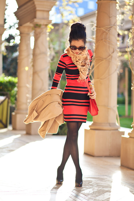 Long sleeve dress. I adore this!!
