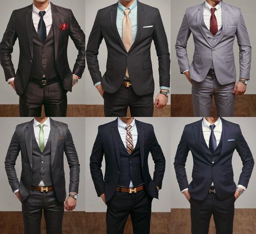 Suits. Combinations gentleman.