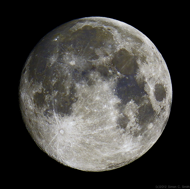 On a Blue Moon