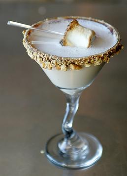 Smores Martini!