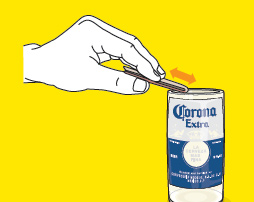 How To Turn A Beer Bottle Into A Glass