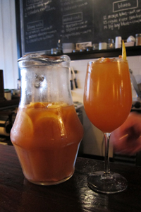 Fall!: Apple Cider Sangria…yes please!
