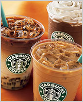 Starbucks Recipes for almost every drink they have