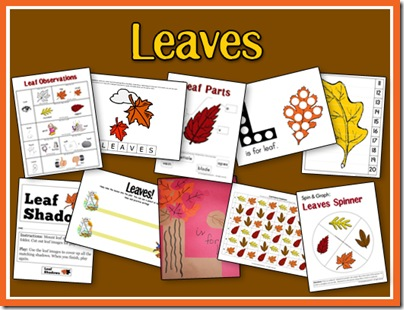 FREE – Leaves Unit {Expanded}