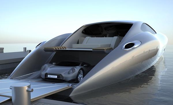 Super-Yacht…