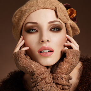 Make Up Forever fall look… love