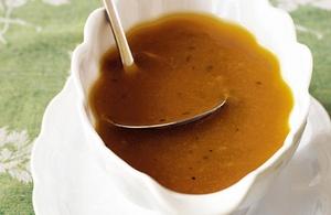 Gluten Free Turkey Gravy (from Roasted Turkey)