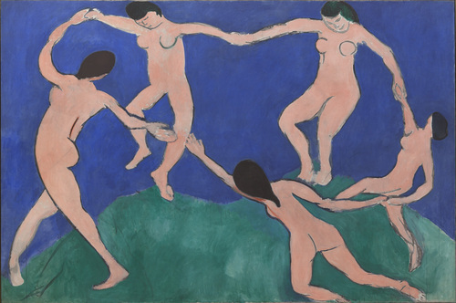 Dance (I)  Henri Matisse (French, 1869-1954)