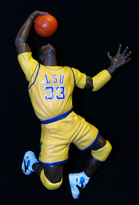 Shaquille O'Neal LSU #33 1993 Action Figure by Mine O Mine
