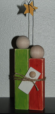 Simple Nativity  Nap Time Crafts: christmas