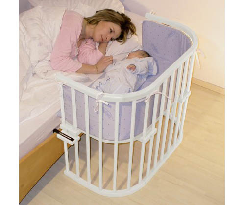 One day I will want this…Side-car for co-sleeping, but also converts to a rail