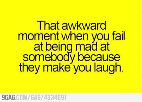 Hate that! Haha