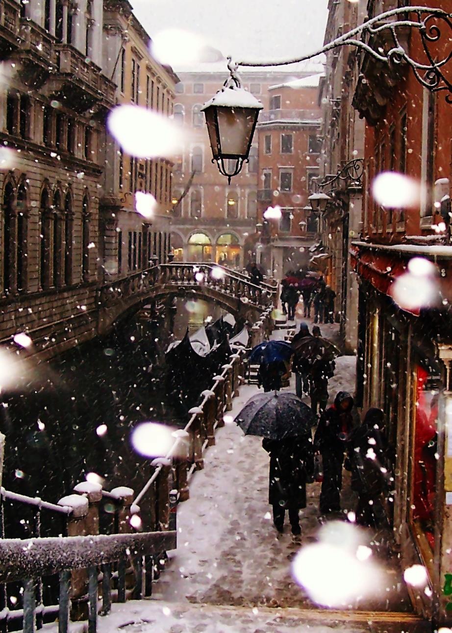 Venice in winter .. a dream..