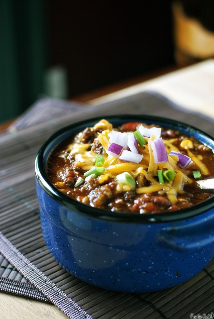chilli crockpot