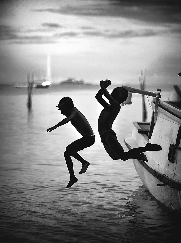 x-boys by Ade Santora