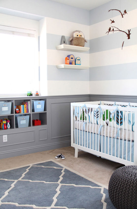 nursery for a boy