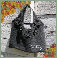 Don't pitch that itchy sweater—turn it into a purse! (from Ricochet an