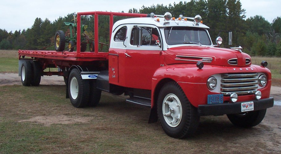 1950 Ford F-8