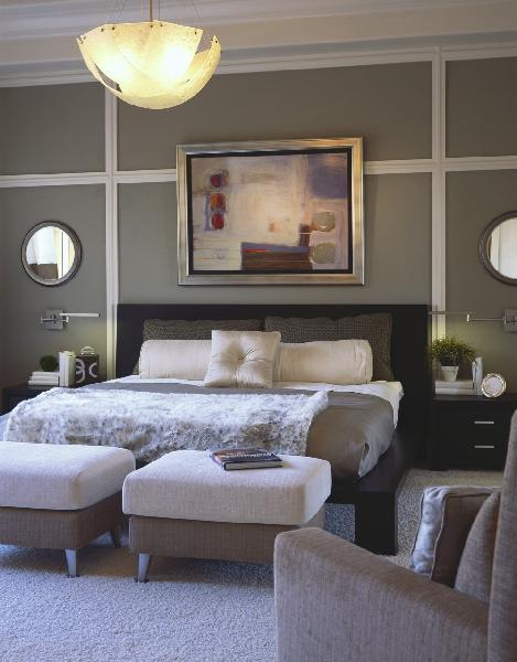 More Grey bedrooms