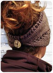 headband/ear-warmer – need for cold Boston Winters!
