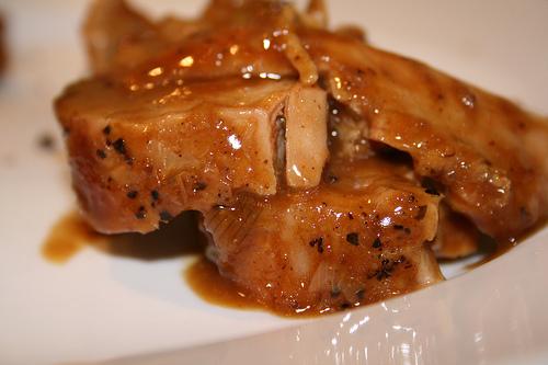 Hoisin Ginger Pork @brooke rohner
