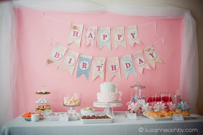 American Girl b-day party ideas…favors too