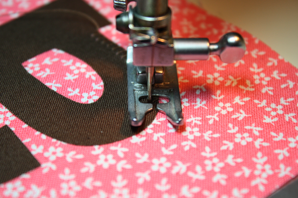 good tutorial for sewing curves and appliques