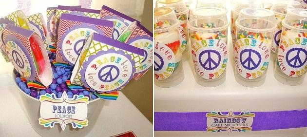 peace sign fun