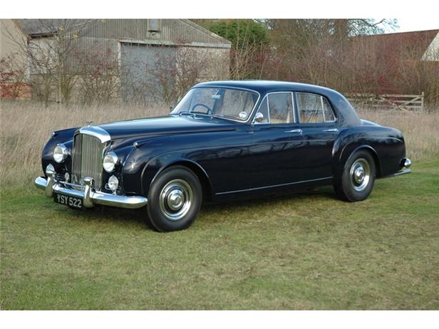 Bentley Motors Website : Models : Heritage Vehicles : Details