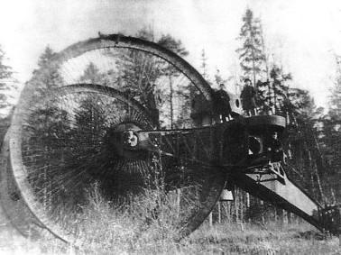 Russian Tsar tank (WWI)
