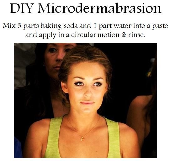 Natural microderm
