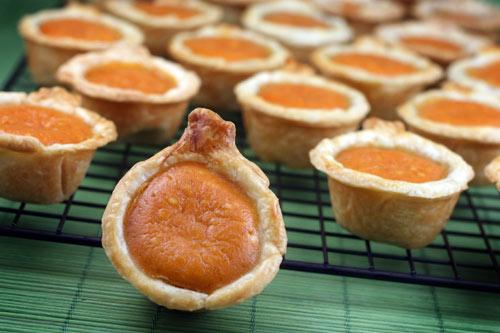 Pumpkin Pie Bites!!