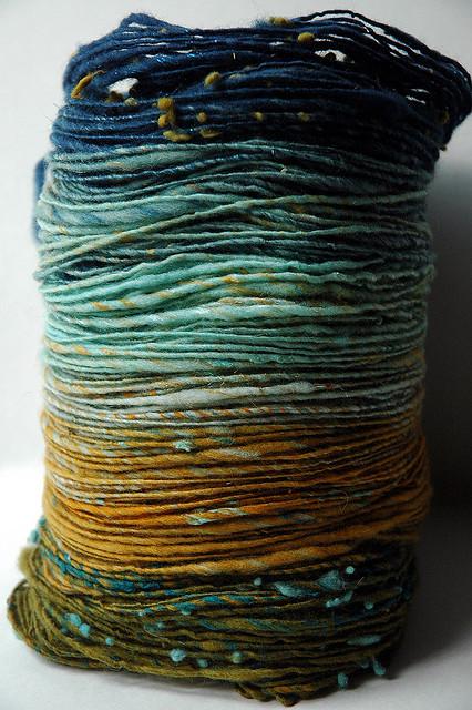 love moonrover yarn!!