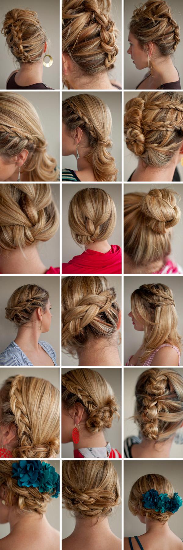 Hair Romance – braids braids braids