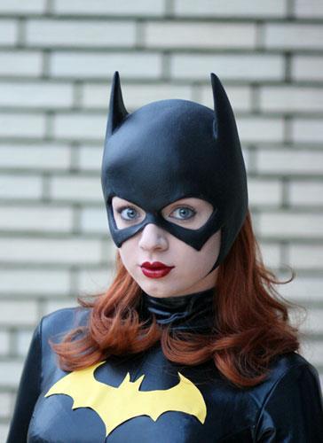 Batgirl cosplay!