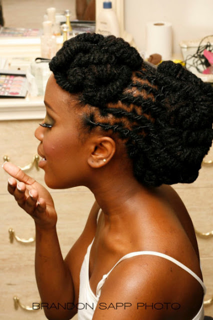 Loc Hairstyles Black Women Natural Hairstyles Pinpoint