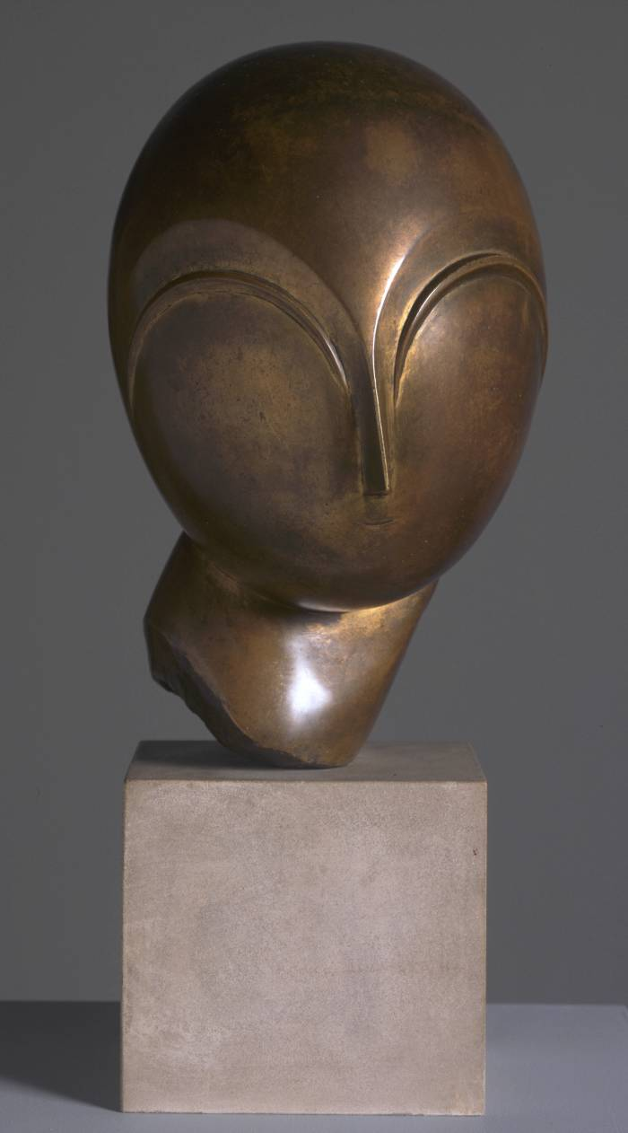 Constantin Brancusi, Danaïde, circa 1918, Tate Gallery