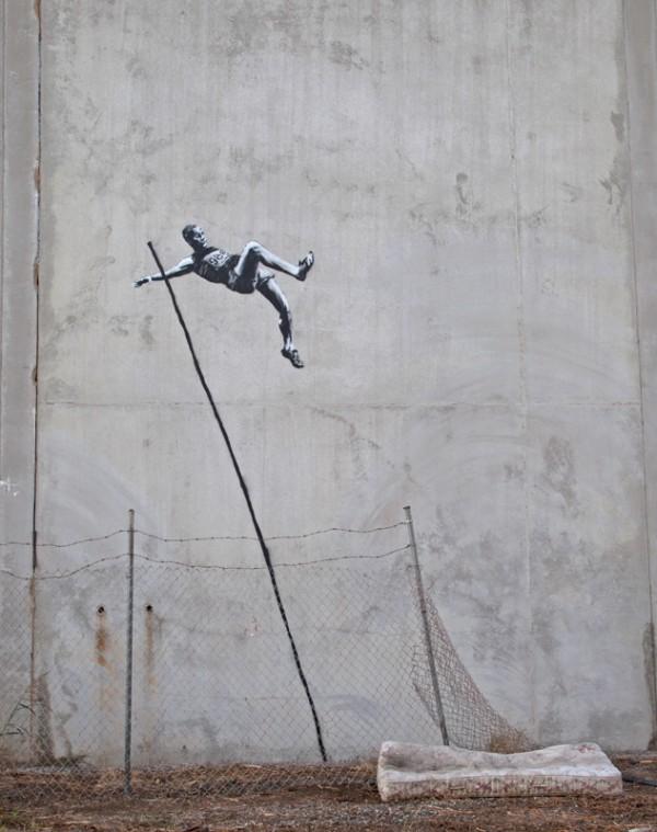 Banksy. London