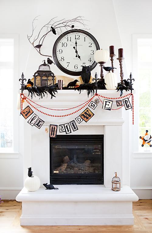 a little halloween inspiration.