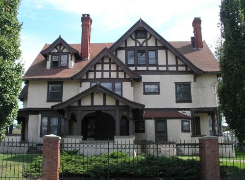 Tudor Revival Style