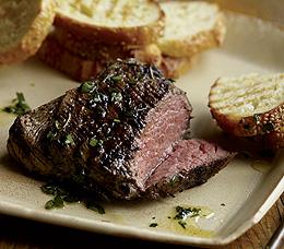 MyPanera Recipe: A Lemon Rosemary Lamb Steaks
