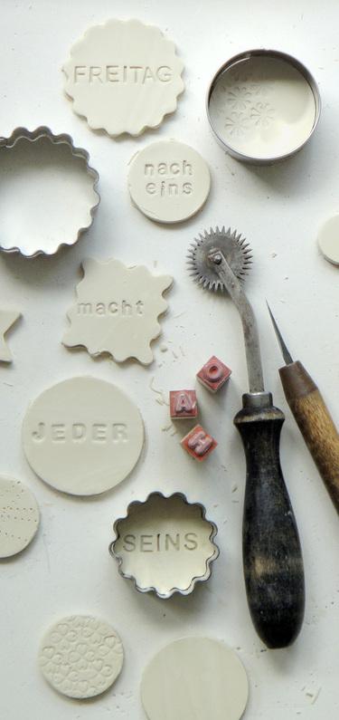 Porcelain workshop.