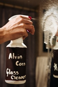 $0.48 for an entire bottle of glass cleaner – rated the best homemade glass clea