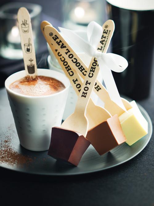RIAZZOLI.: hot chocolate.