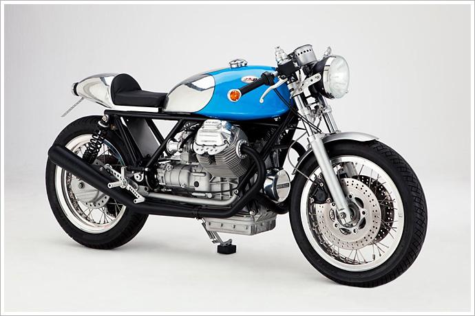 "Moto Guzzi Cafe Racer – ""Kaffeemaschine 5"""