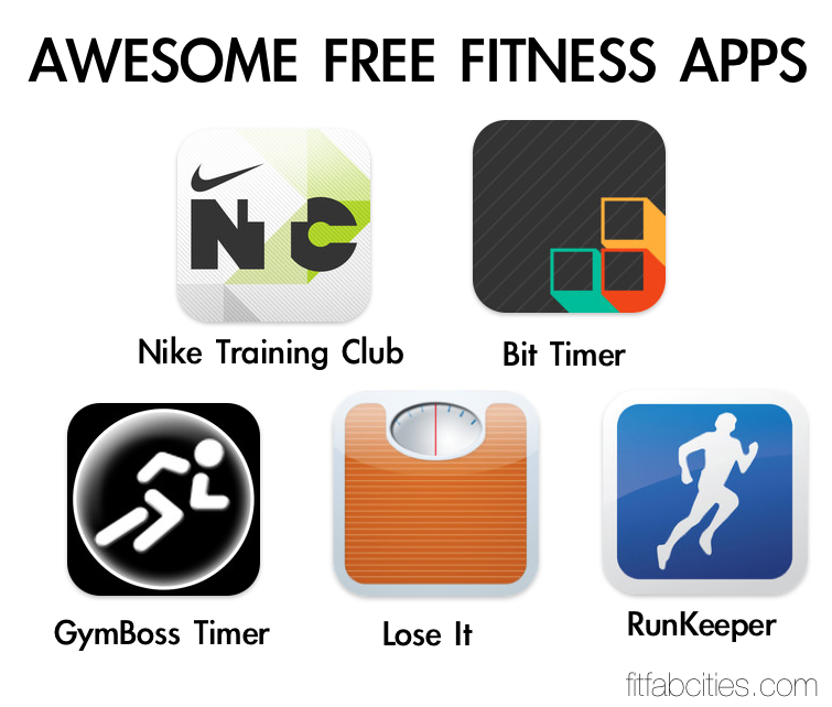 Free fitness aps